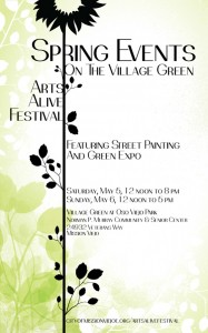City-Spring-Events-Poster